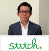ステッチ株式会社 代表取締役 上田 新吾