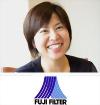 富士フィルター工業株式会社 代表取締役社長 汐見 千佳