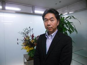 株式会社エクスモーション 専務取締役 渡辺 博之