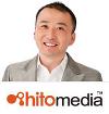 株式会社ヒトメディア 代表取締役社長兼CEO 森田 正康