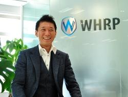 株式会社WHRP 代表取締役 伊﨑 慶