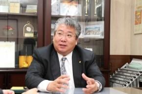 菊池建設株式会社 代表取締役 菊池 俊一