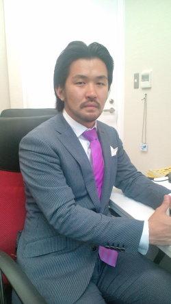 株式会社イザコーポレーション 代表取締役 増田 雄紀