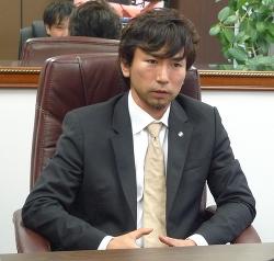 株式会社染野屋 代表取締役 小野 篤人