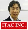 株式会社アイタック 代表取締役CEO 鴨志田 律治