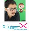 株式会社CyberX 代表取締役社長 コミュニケーションディレクター 小柳津 林太郎