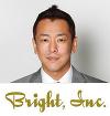 株式会社ブライト 代表取締役社長 大岩根 成悦