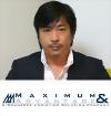 株式会社マキシマム&アドバンテージ 代表取締役 太田 京介