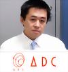 株式会社エーディーシー 代表取締役 疋田 忠明