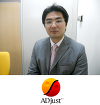 株式会社アジャスト 代表取締役社長 青木 大輔