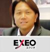 株式会社エクシオジャパン 代表取締役 佐伯 猛