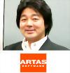 アルタスソフトウェア株式会社 代表取締役社長 佐藤 友章