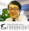 株式会社フルブライト 代表取締役社長兼CEO 河野 貴伸
