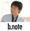 株式会社b.note 代表取締役 新井 達夫