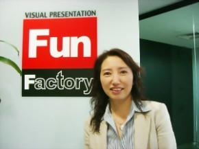 株式会社ファン・ファクトリー 代表取締役 大平 富美子