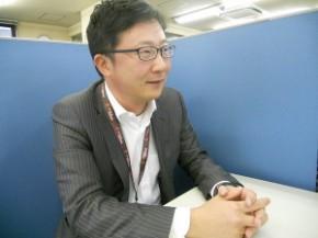 関東食糧株式会社 取締役 副社長 臼田 真一郎