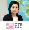 株式会社シーティーエス東京 代表取締役 滝川 奈穂