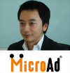 株式会社マイクロアド 代表取締役 渡辺 健太郎