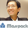 株式会社マスパック 代表取締役 増田 昭雄