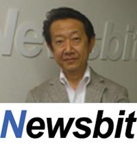 ニュースビット株式会社 代表取締役 栗原達也