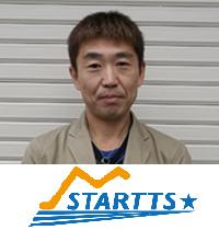 株式会社 STARTTS 代表取締役社長 吉崎 伸之