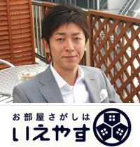 代表取締役 花田謙一