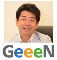 株式会社GeeeN 代表取締役社長 鈴木 章裕